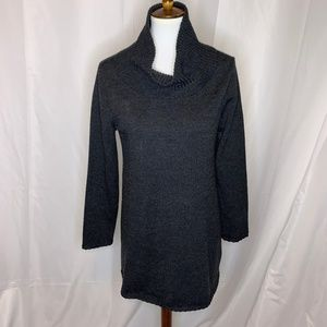 Eileen Fisher Cowl Neck Tunic Sweater